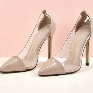 Shein point toe stiletto